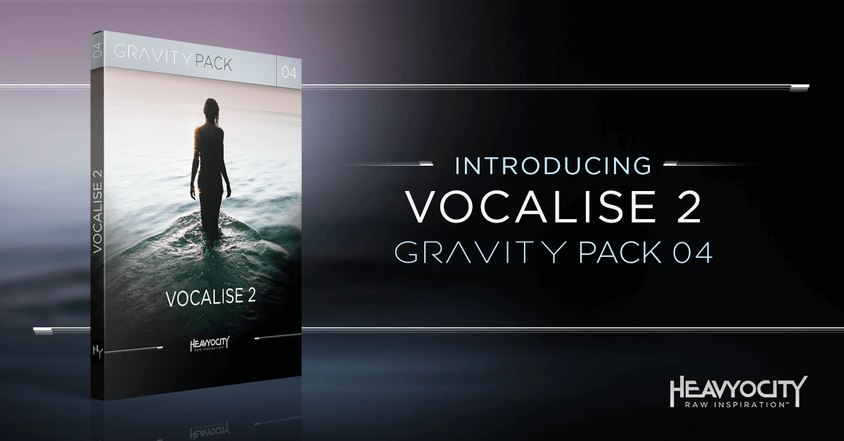 Heavyocity Vocalize library for vocals