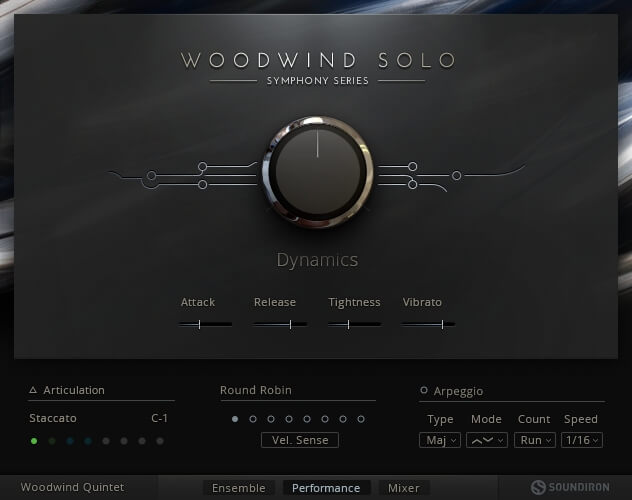 Symphony Series Solo Woodwinds