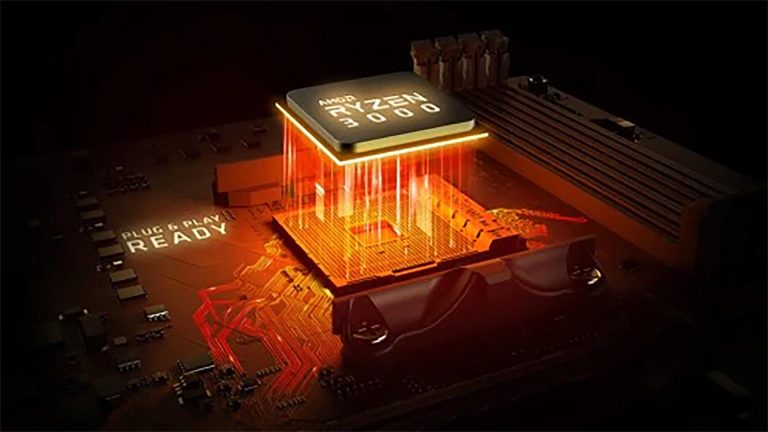 AMD Ryzen 9 CPU